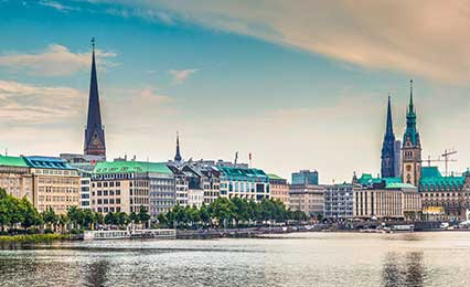 Bild von Hamburg
