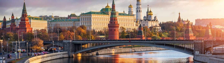 Russisch Übersetzer auch in Russland, Moskau