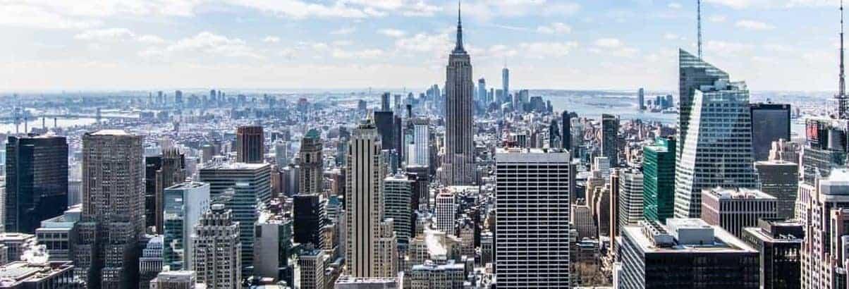 New York Skyline als Bild für Englisch Übersetzer