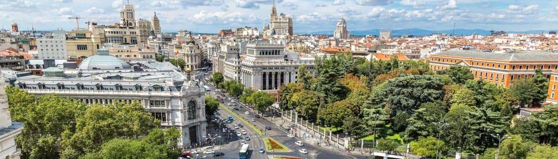 Bild von Madrid