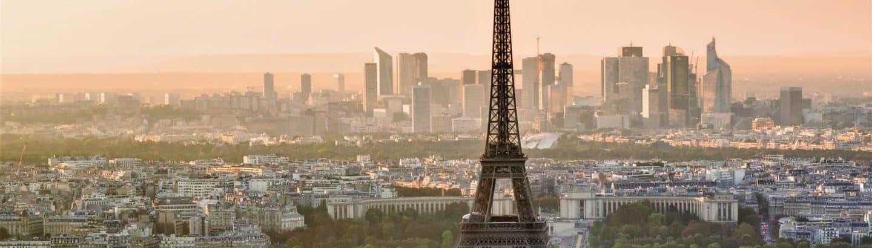 Bild von Paris, Französisch Dolmetscher
