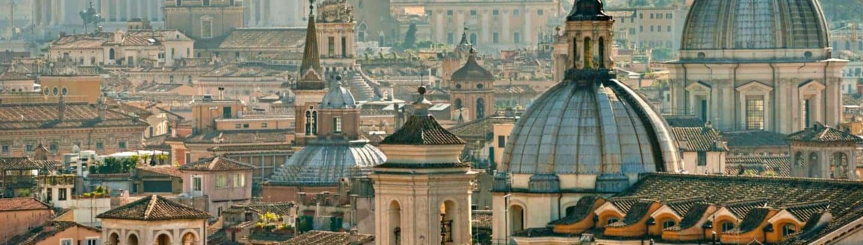 Bild von Rom und Italienisch Dolmetscher
