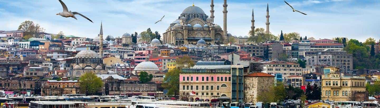 Istanbul bei Tag mit Türkisch Dolmetschern
