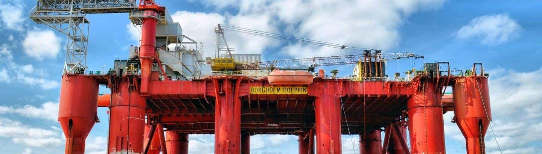 Technische Übersetzungen werden auch für Offshore Plattformen benötigt