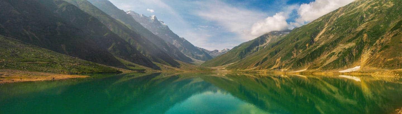 See im grünen Gebirge, Natur und Umwelt